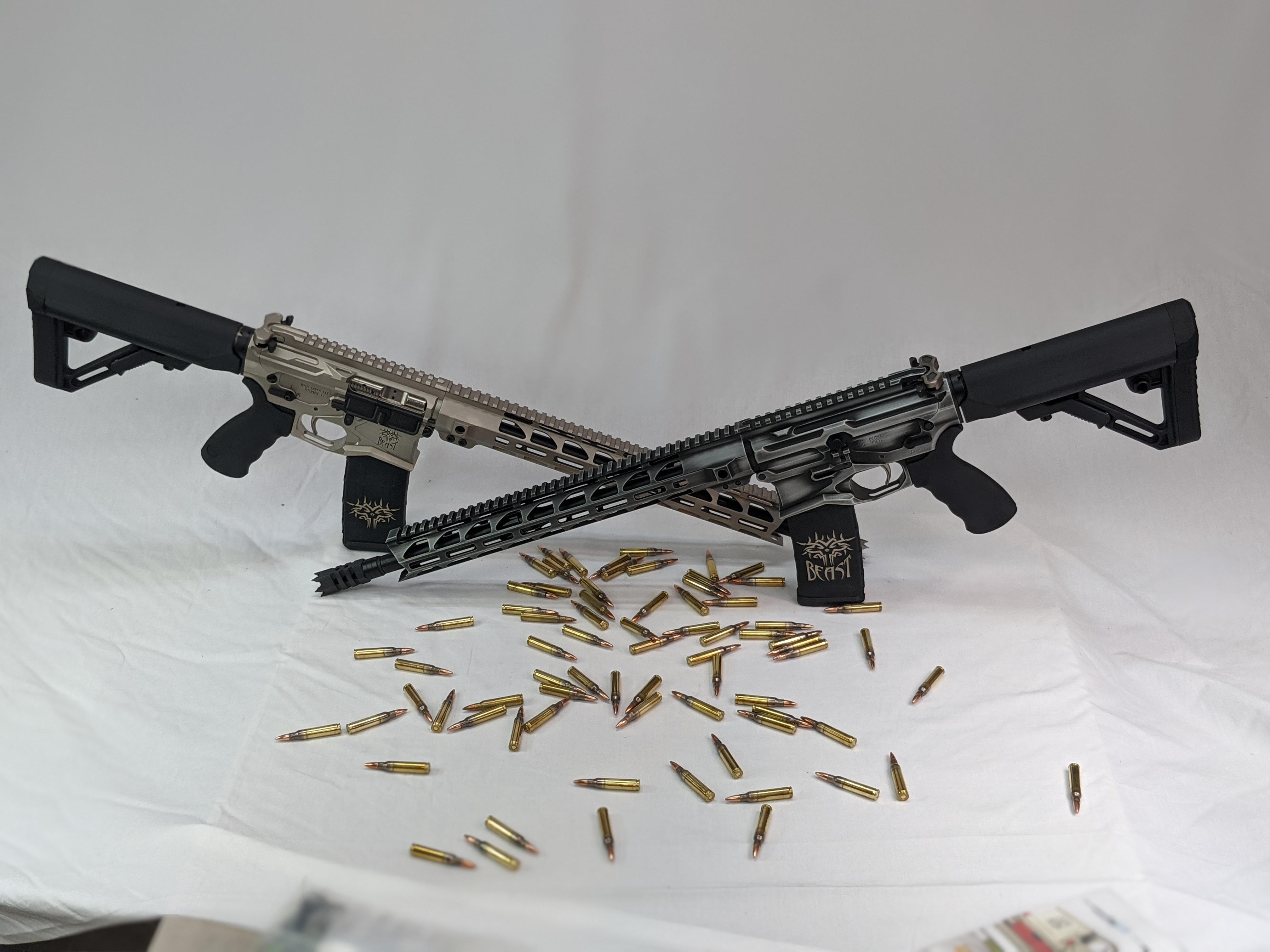 Beast® AR Rifles